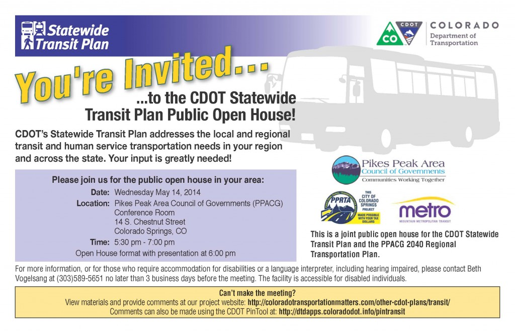 PPACG Open House Invitation