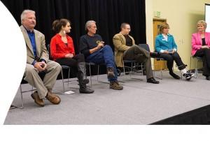 UCCS Forum  Panelists