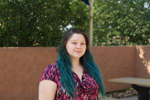 Youth Advocate, Nina Kamekona