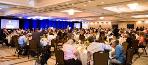 Panorama of ADA Celebration Luncheon