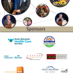 2018 ADA Event Sponsors- Rocky Mountain Health Care, Relay Colorado, Kaiser Permanente, Cascade Investment Group, Denver Management Advisers, 1st Bank, Rocky Mountain ADA Center,