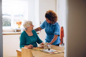 Senior Home Care Provider
