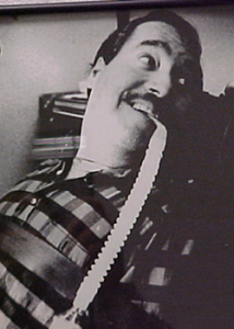 Black and white photo of Ed Roberts, disability rights champion