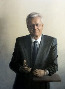 Portrait of Governor Roy Romer