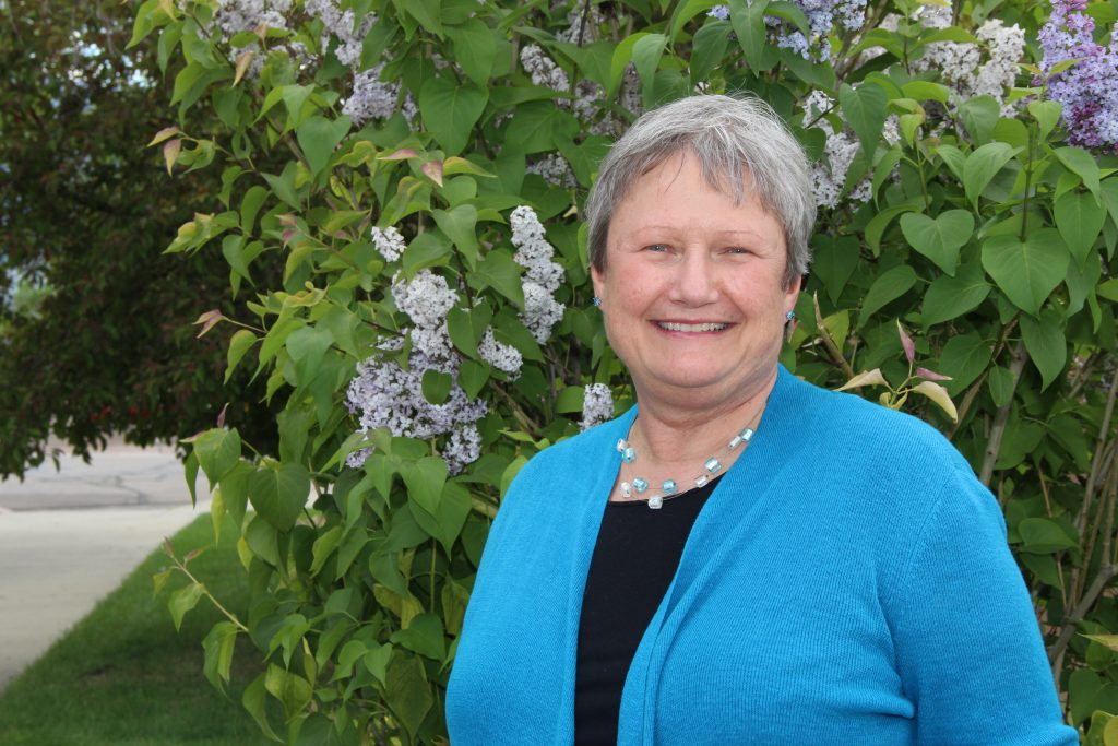 Photo of Patricia Yeager, CEO of The IC
