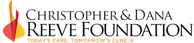 Christopher & Dan Reeves Foundation Logo