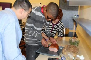Independent Living Cooking Skills Class
