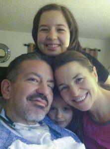 Ralph & Kim Molinar family