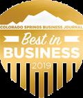 Best in Business 2019 award