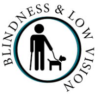 Blindness & Low Vision Logo