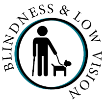 Blindness & Low Vision Logo