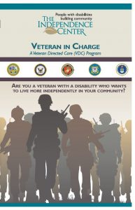 veteran in charge program brochure